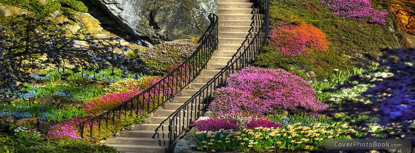 garden-stairway